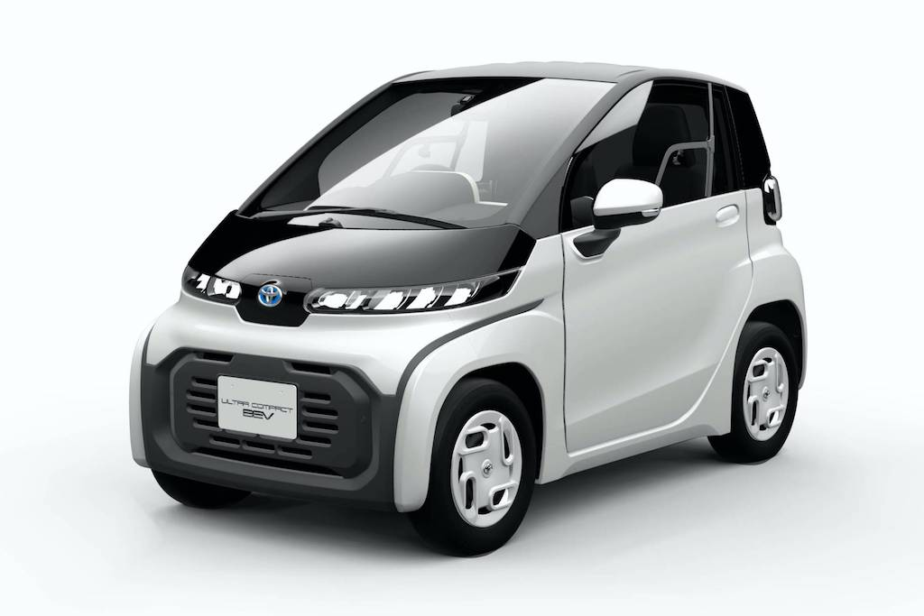 Toyota Electric Car Confirmed For India