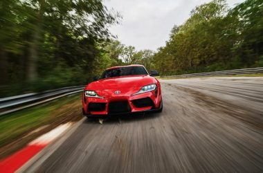 2020 Toyota GR Supra Front