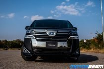 2020 Toyota Vellfire Review