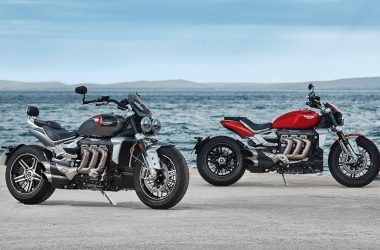 2020 Triumph Rocket 3 Features