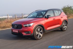 2020 Volvo XC40 Petrol Test Drive Review
