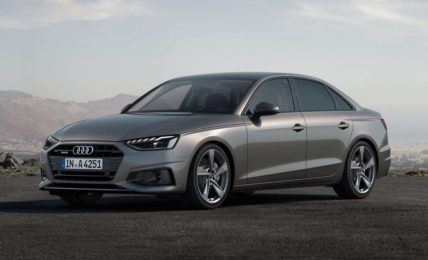 2021 Audi A4 Bookings