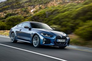 2021 BMW 4-Series Features