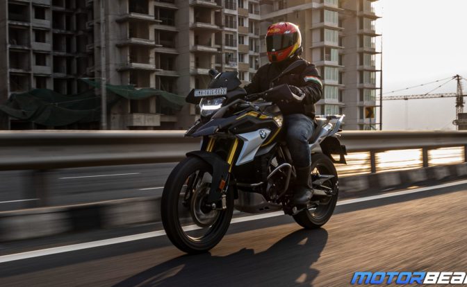 2021 BMW G 310 GS Hindi Video Review
