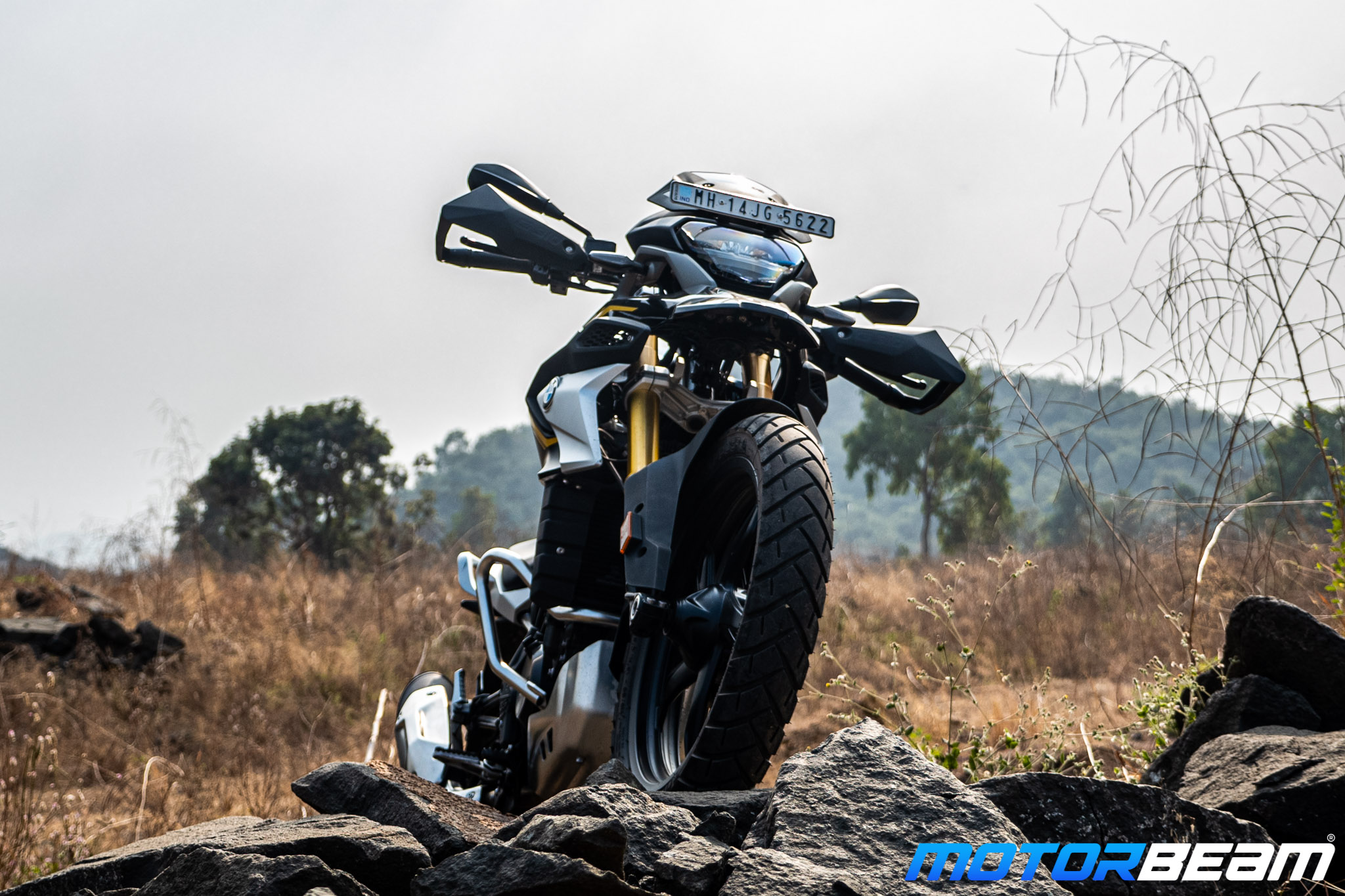 2021 BMW G 310 GS Review 1