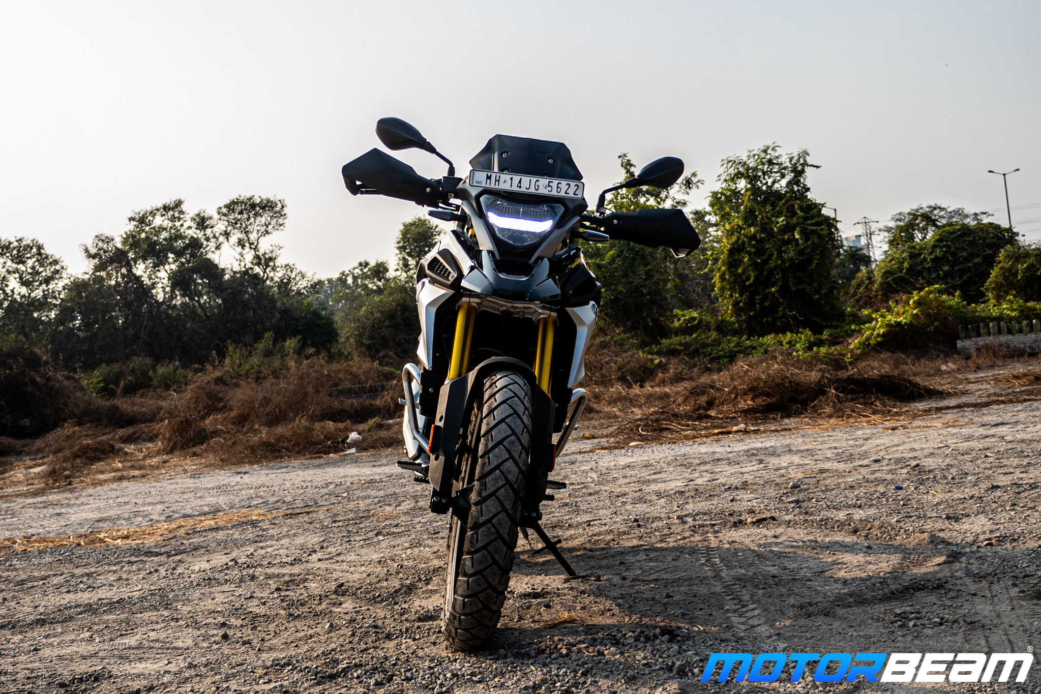 2021 BMW G 310 GS Review 10