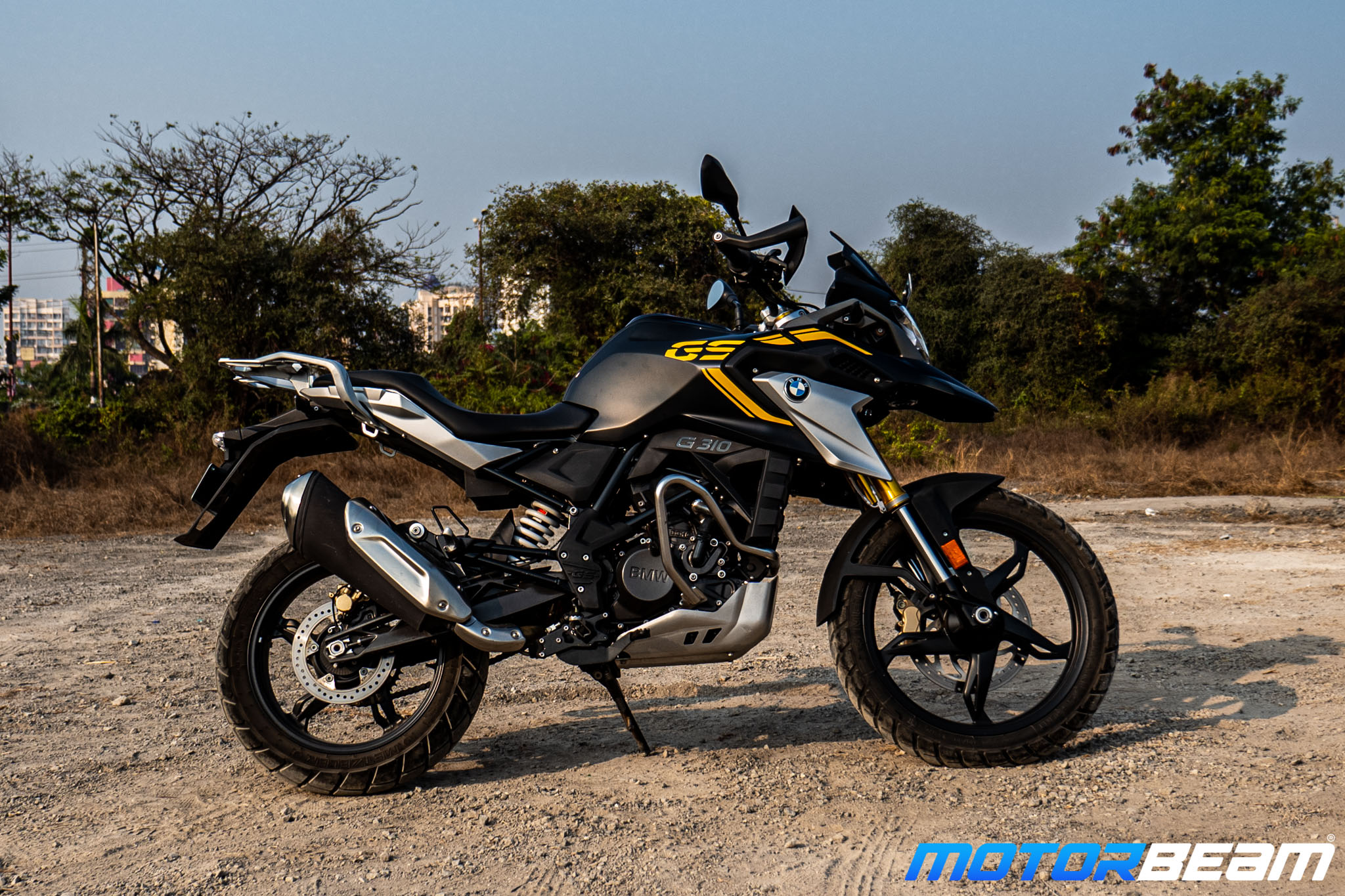 2021 BMW G 310 GS Review 11