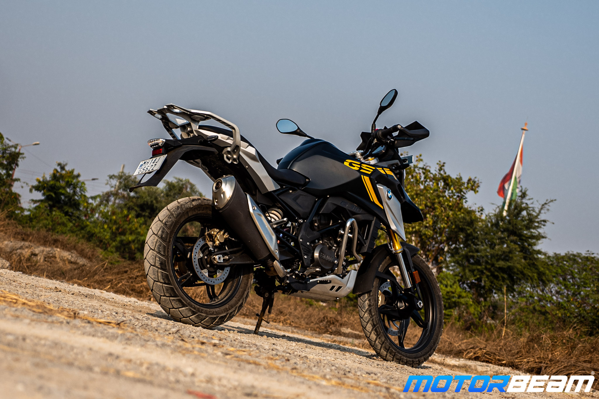 2021 BMW G 310 GS Review 14