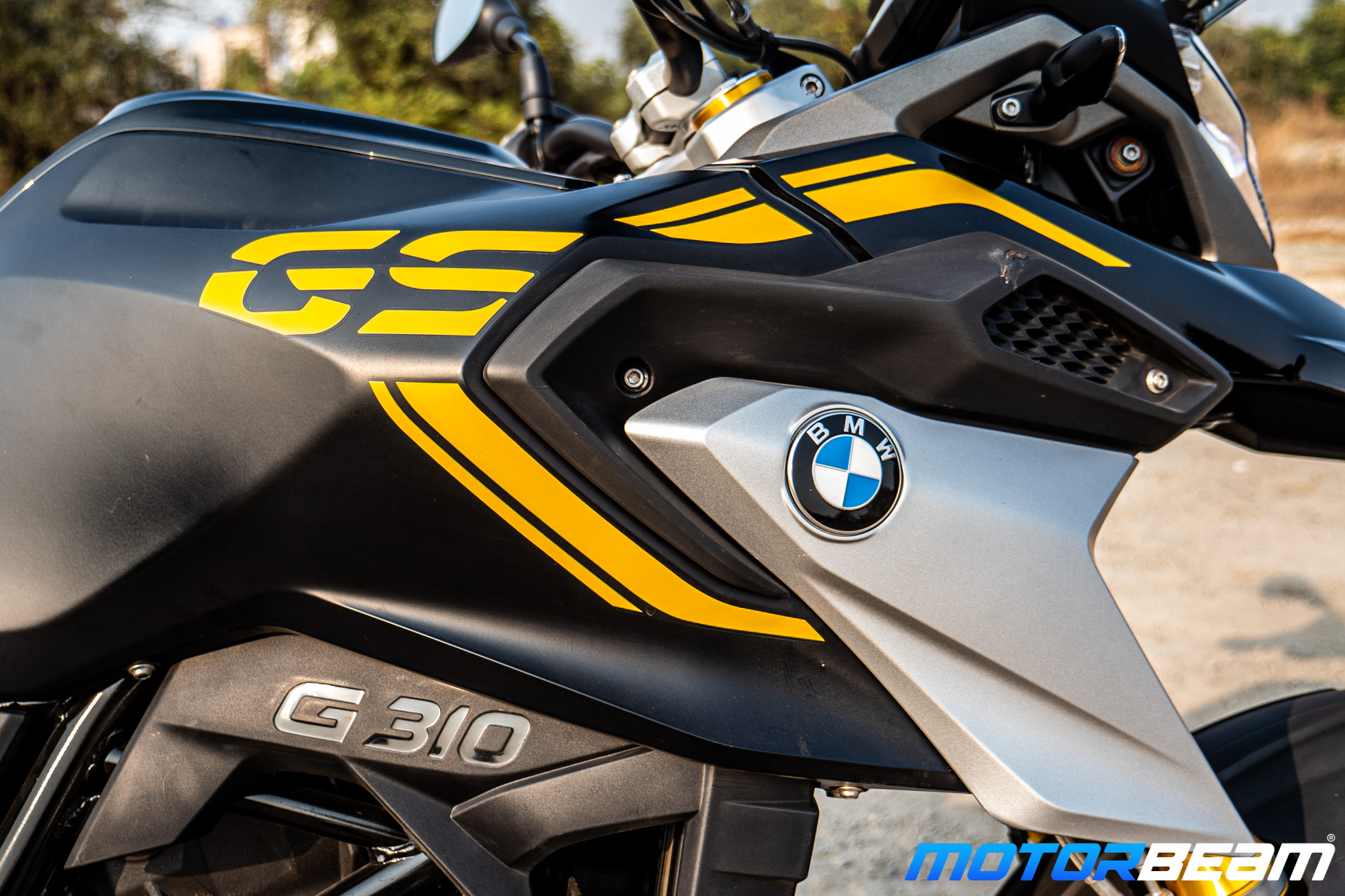 2021 BMW G 310 GS Review 16