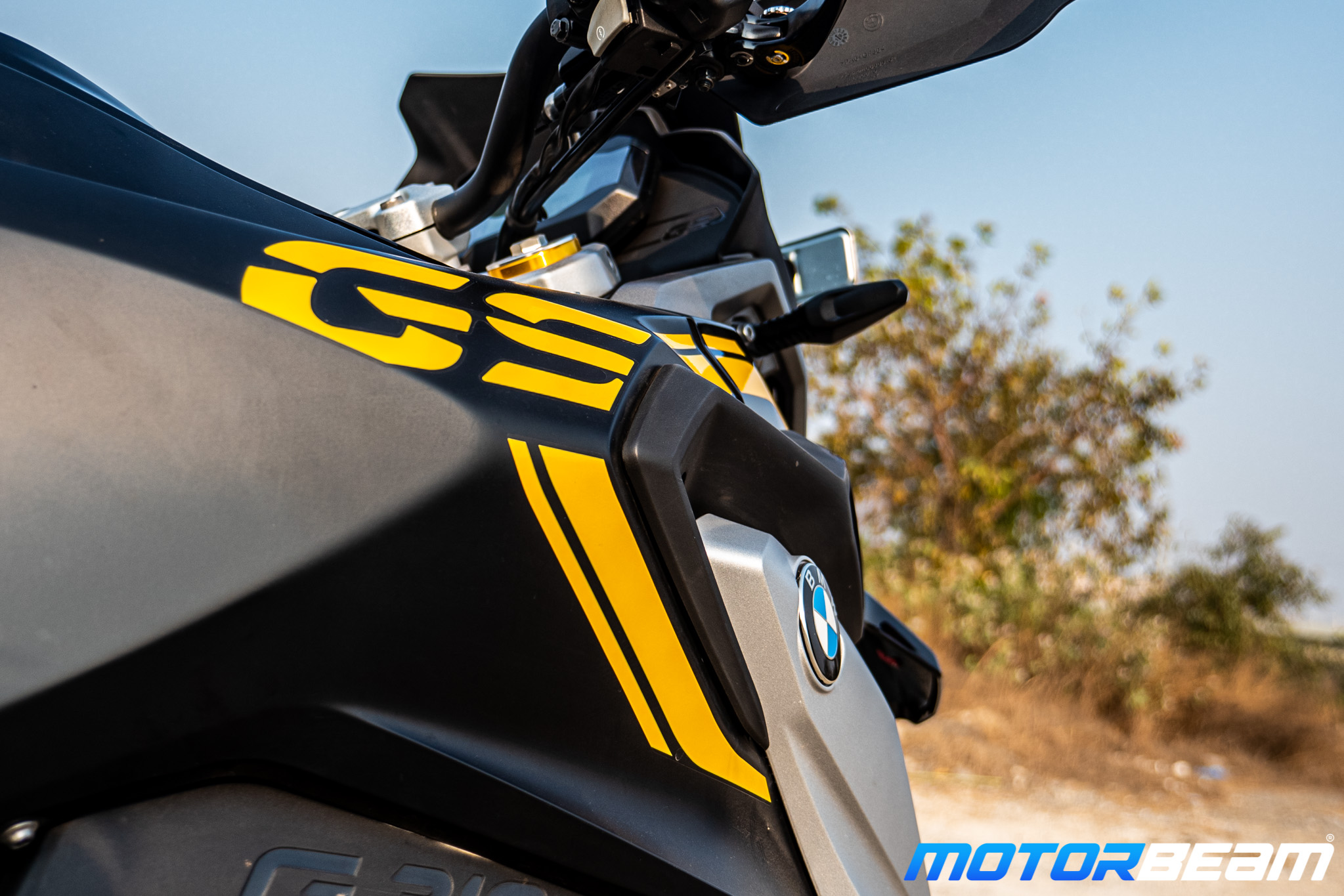 2021 BMW G 310 GS Review 17