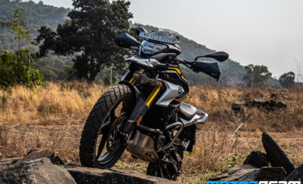 2021 BMW G 310 GS Review 2