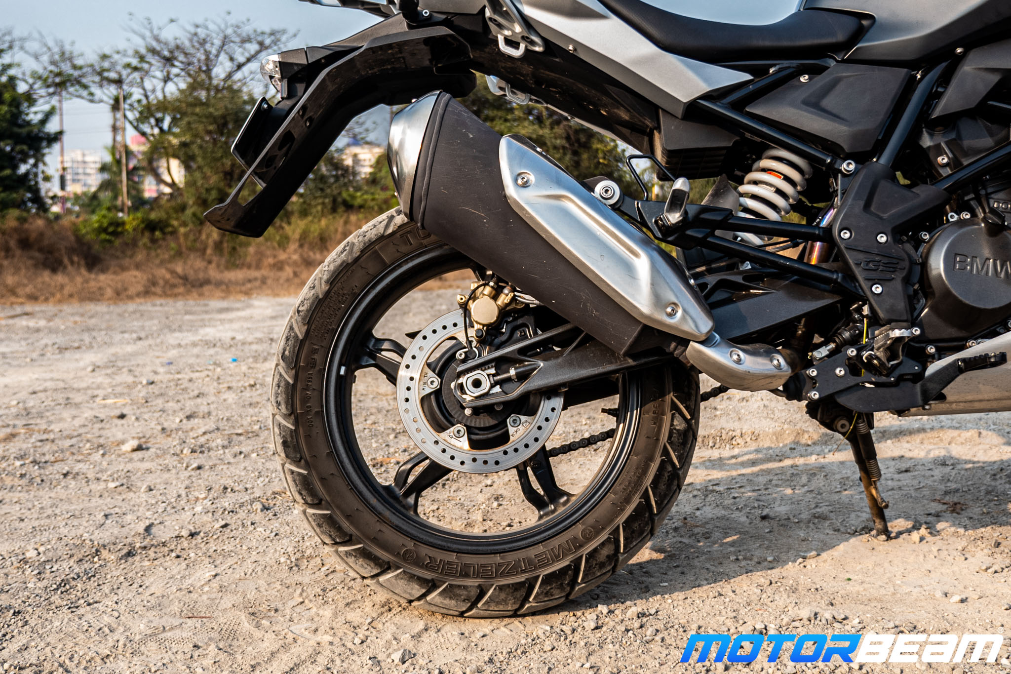 2021 BMW G 310 GS Review 20