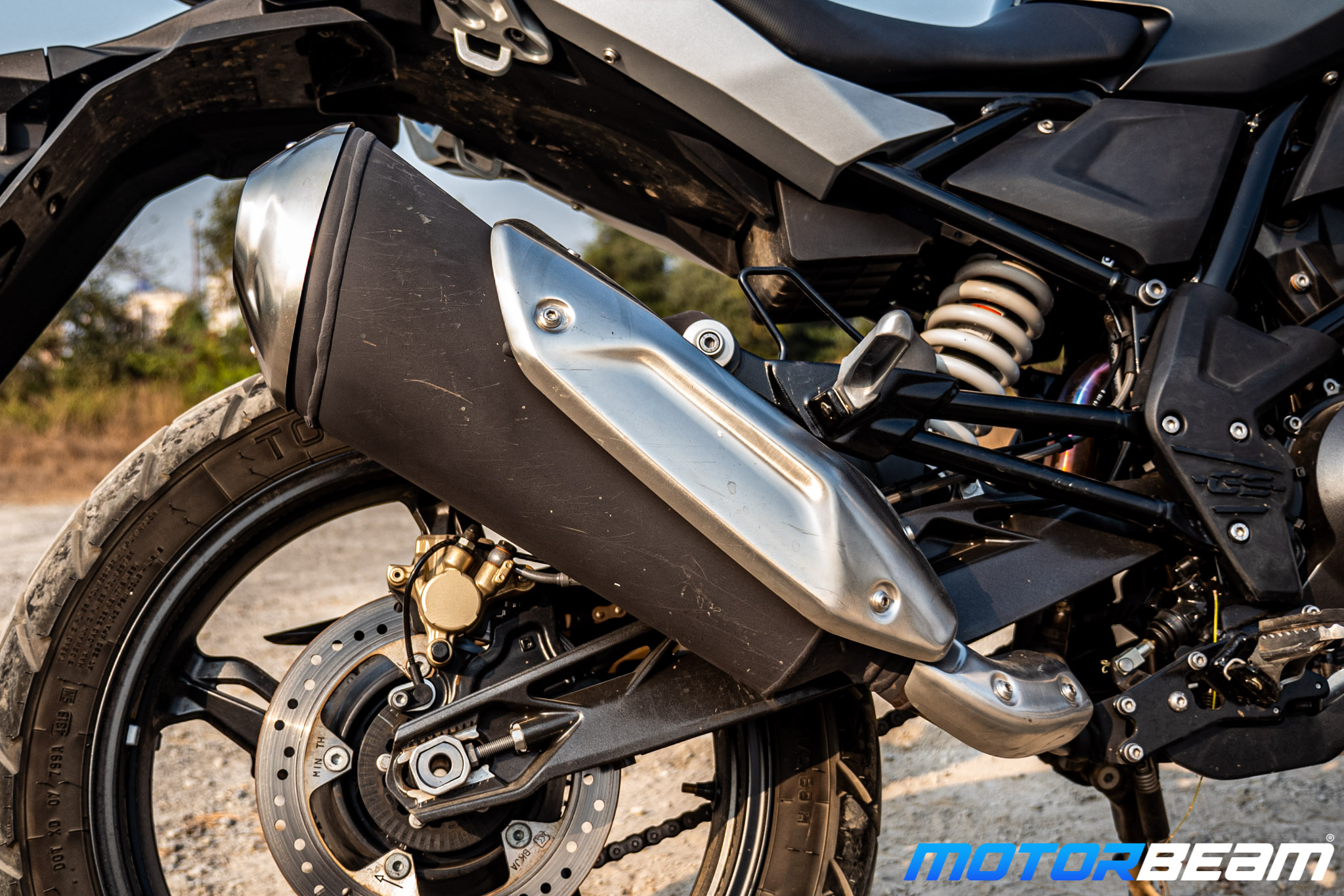 2021 BMW G 310 GS Review 21