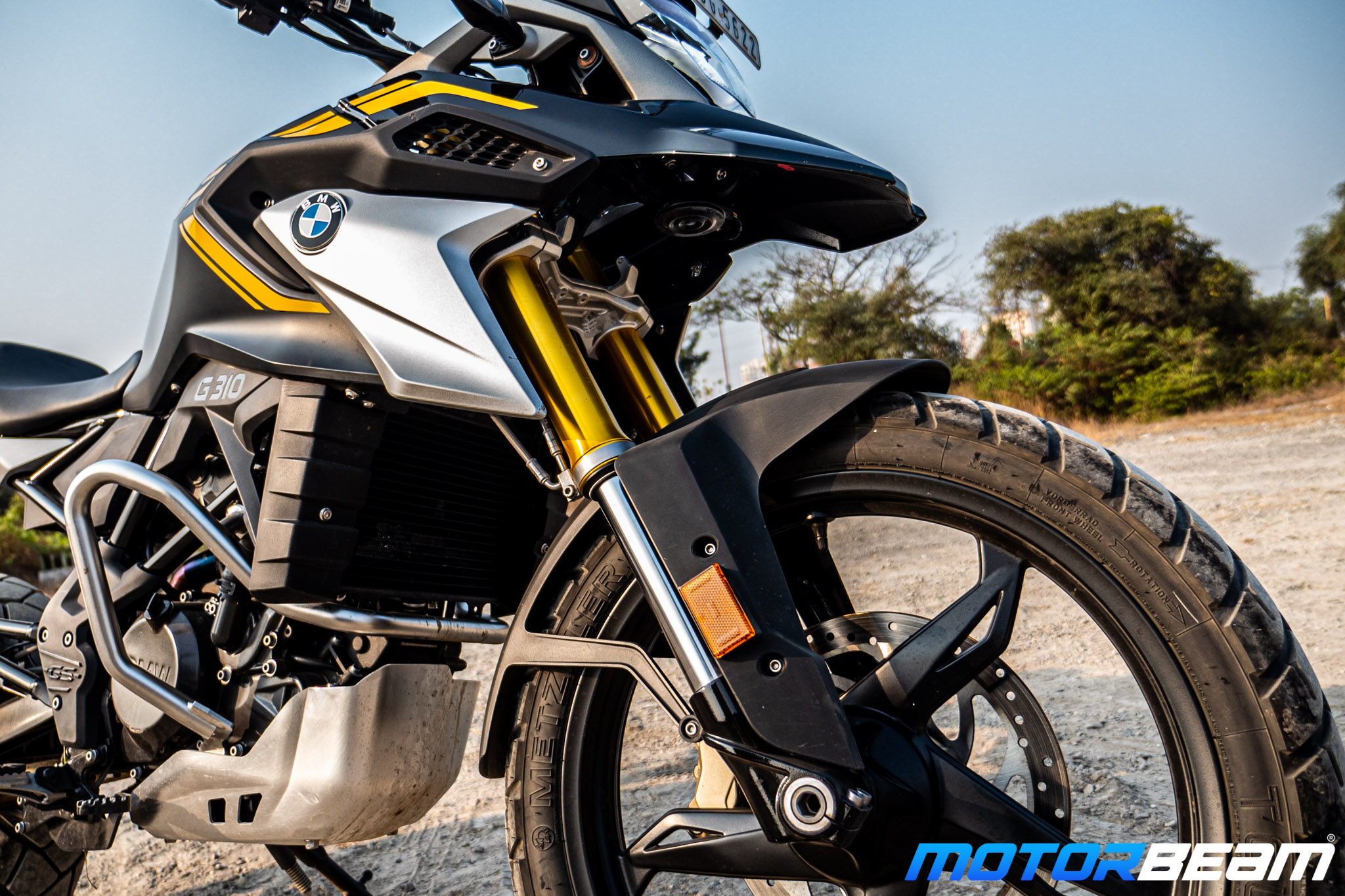 2021 BMW G 310 GS Review 29