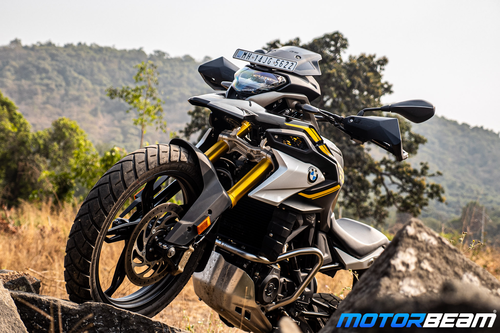 2021 BMW G 310 GS Review 3
