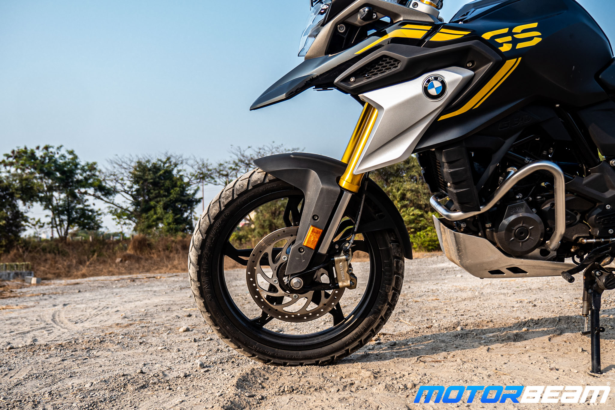 2021 BMW G 310 GS Review 30