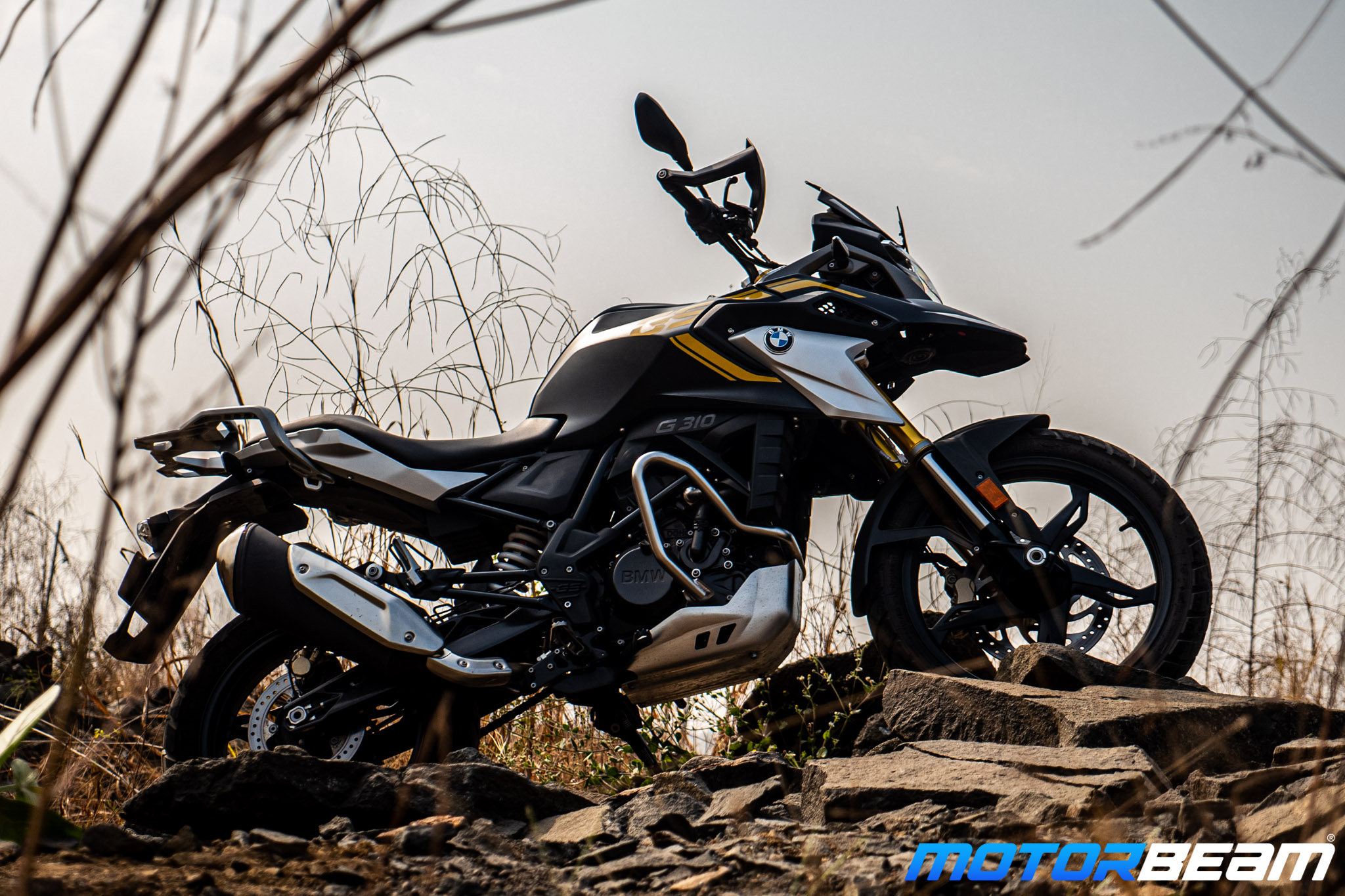 2021 BMW G 310 GS Review 4