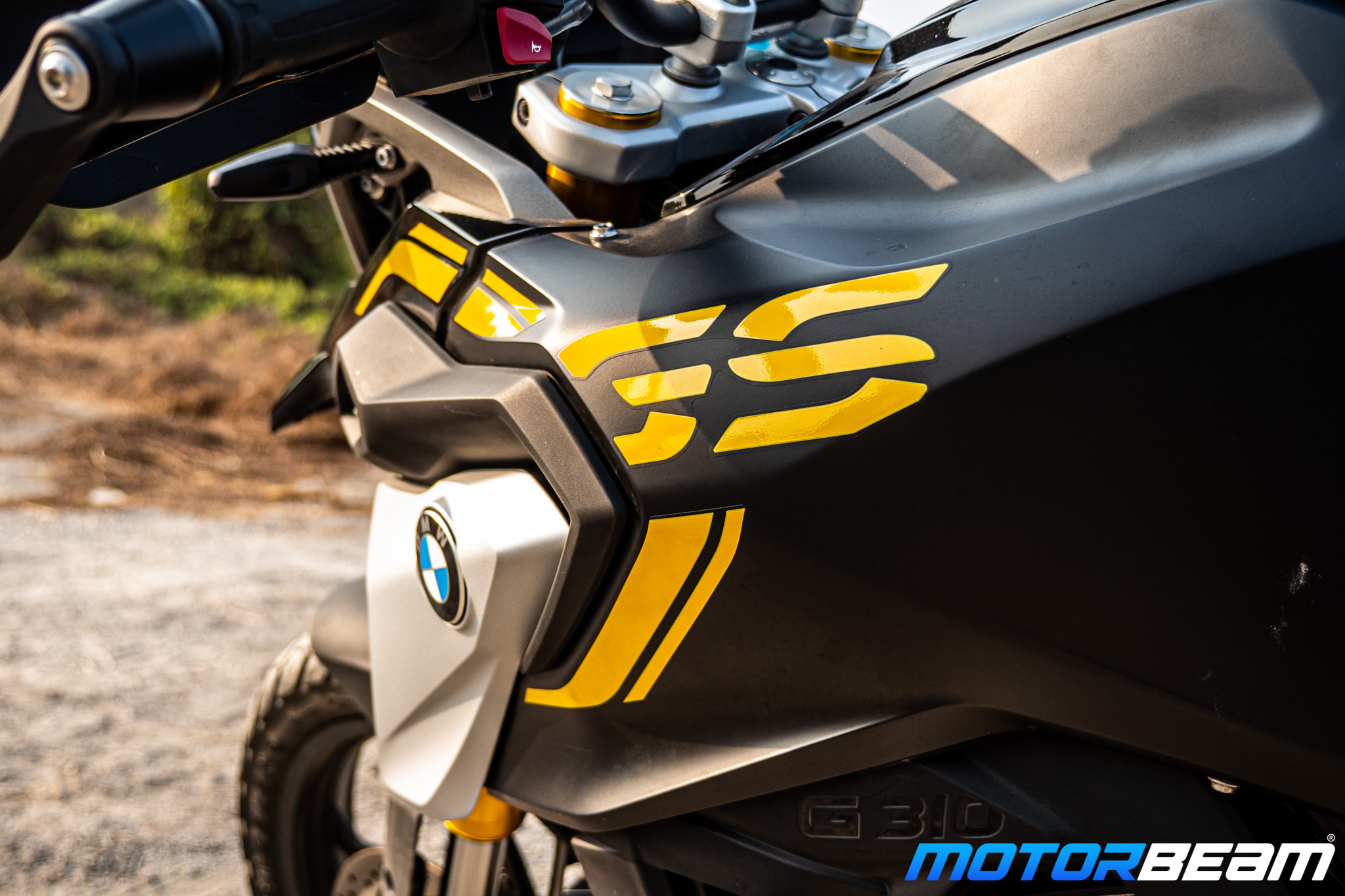 2021 BMW G 310 GS Review 40