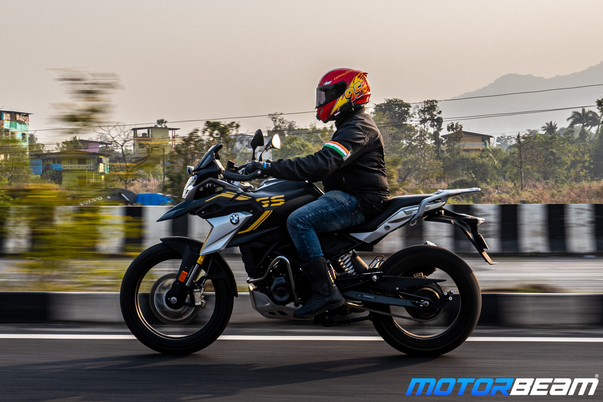 2021 BMW G 310 GS Review 42