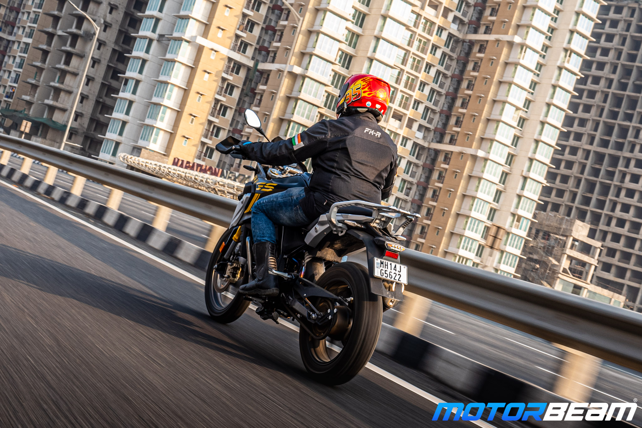 2021 BMW G 310 GS Review 43