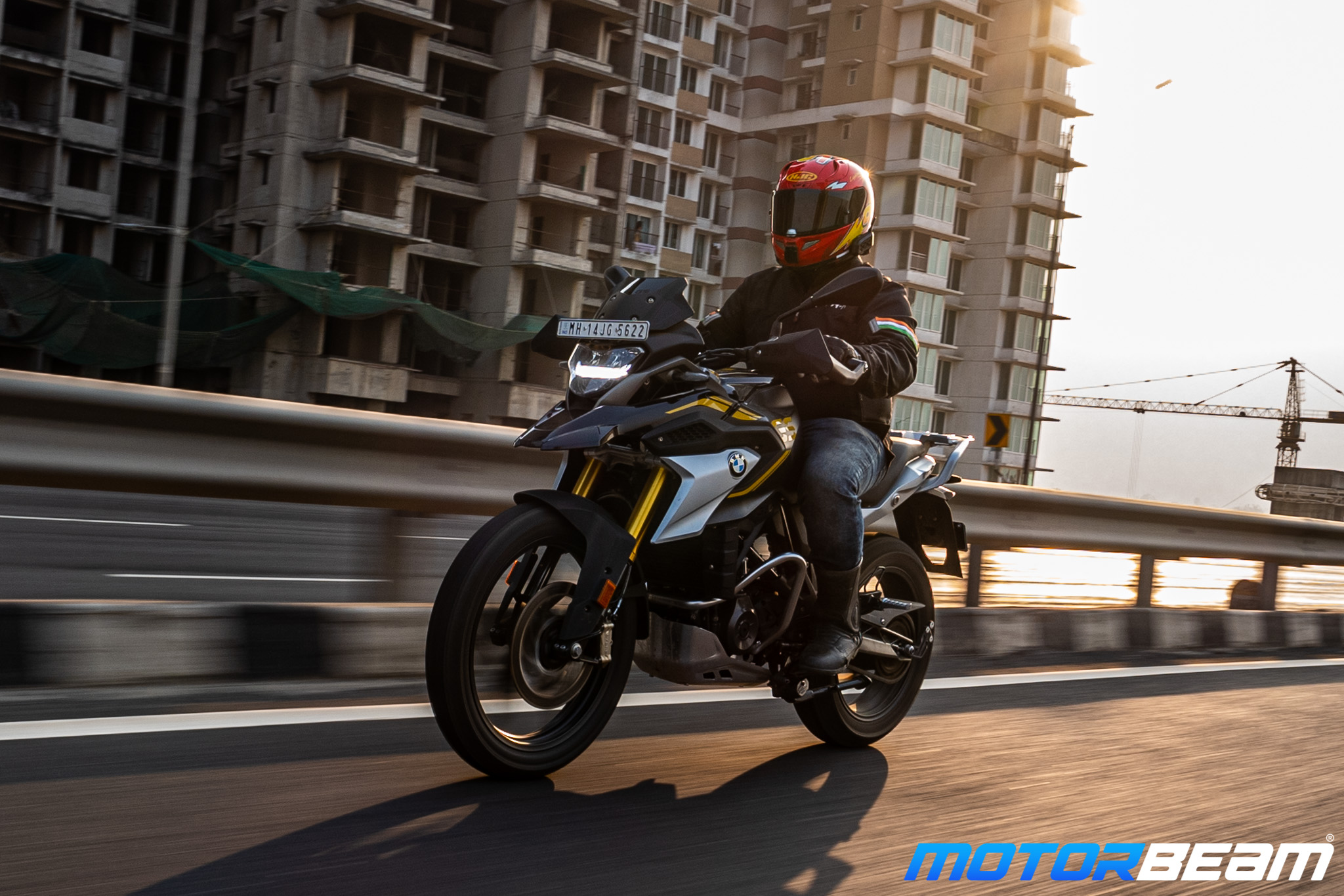 2021 BMW G 310 GS Review 44