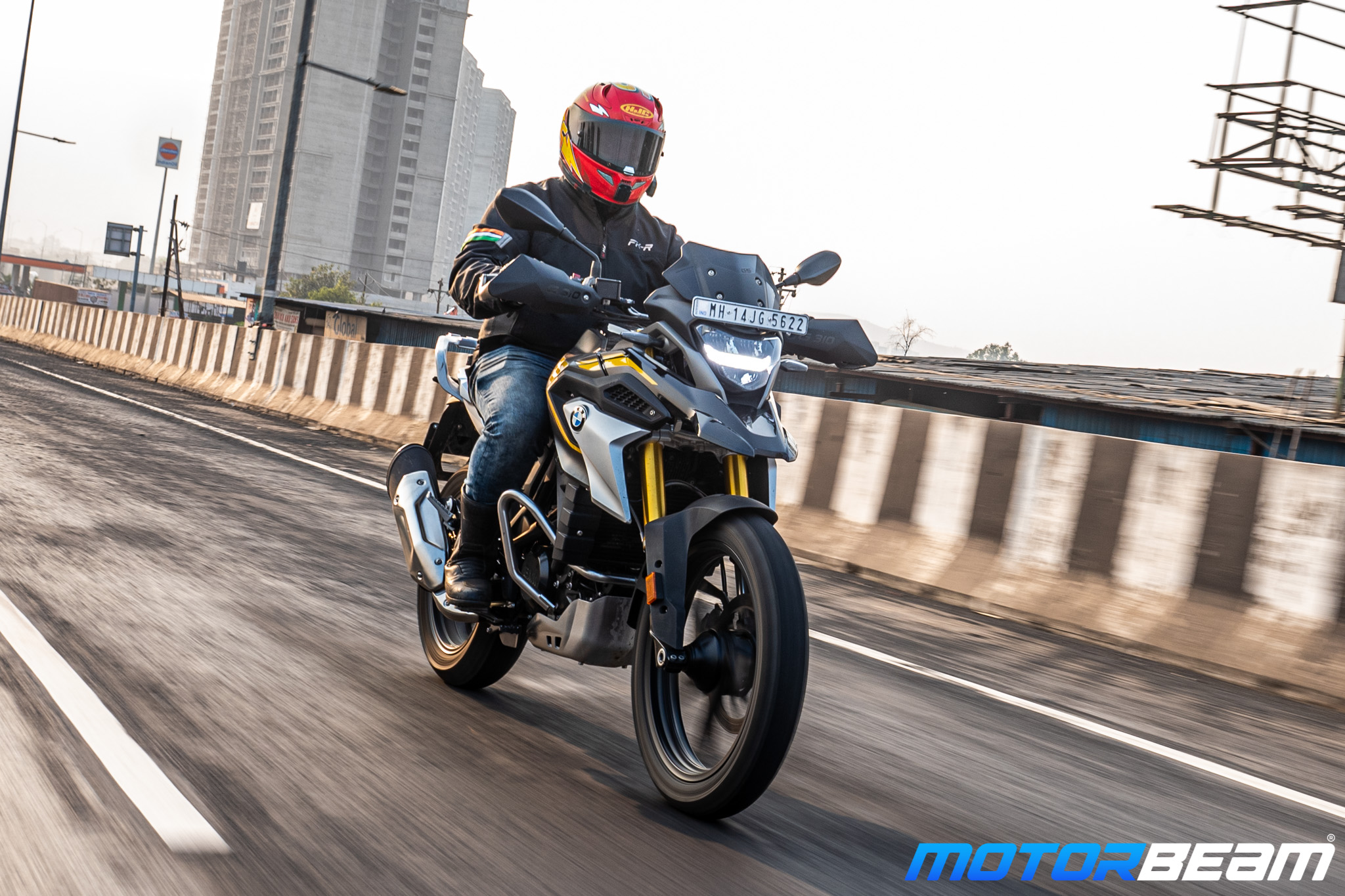 2021 BMW G 310 GS Review 45