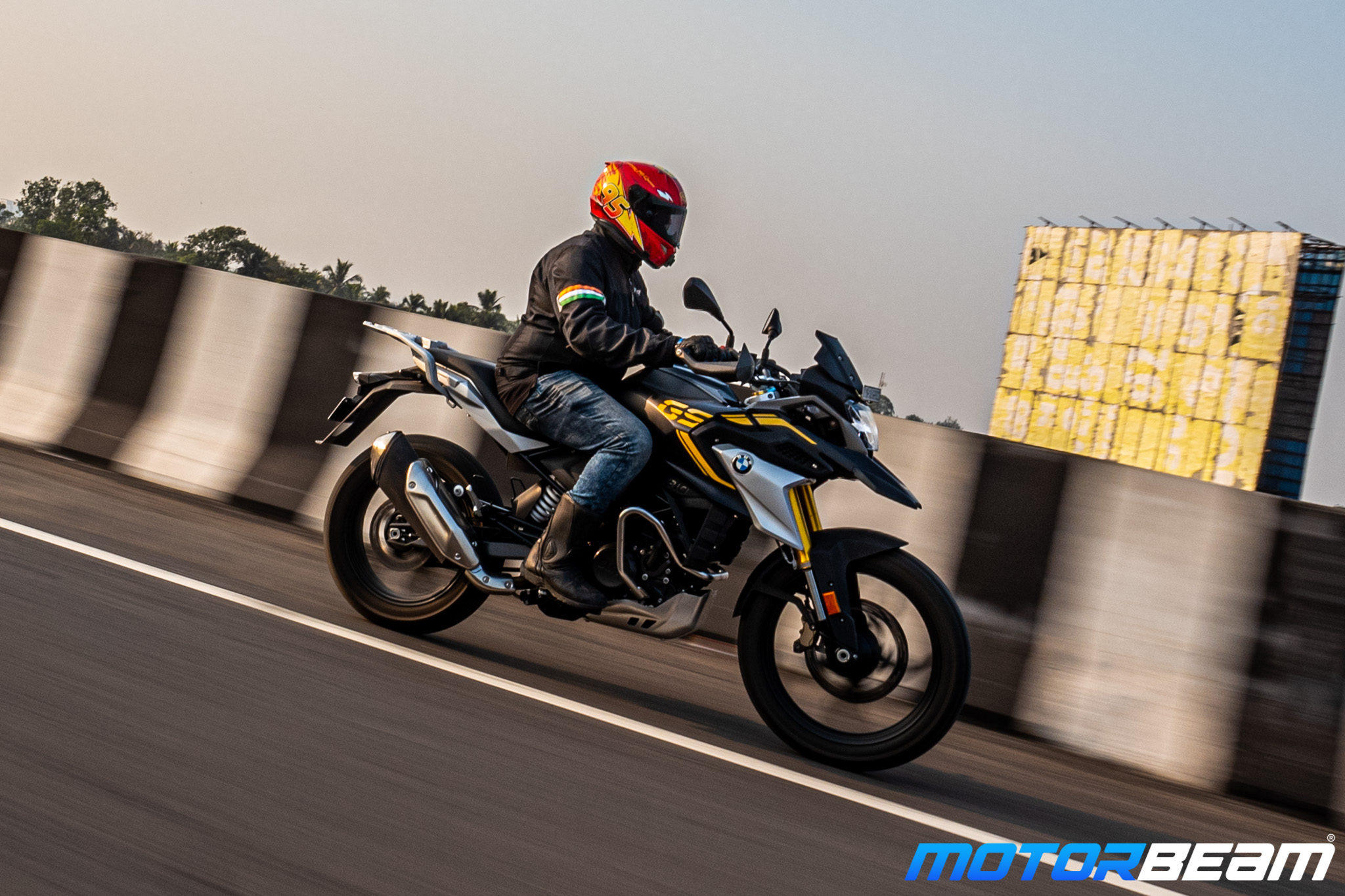 2021 BMW G 310 GS Review 46