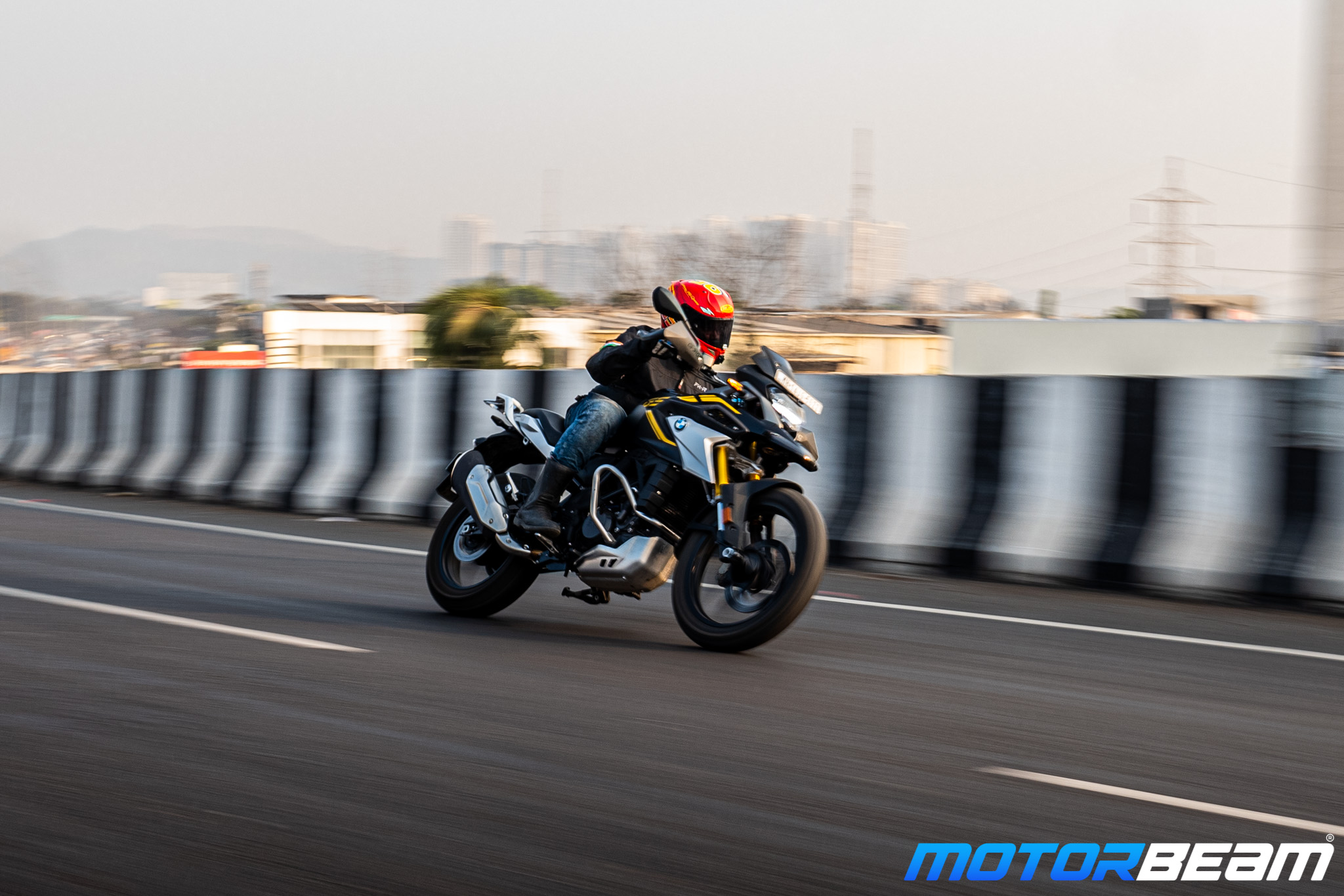 2021 BMW G 310 GS Review 47