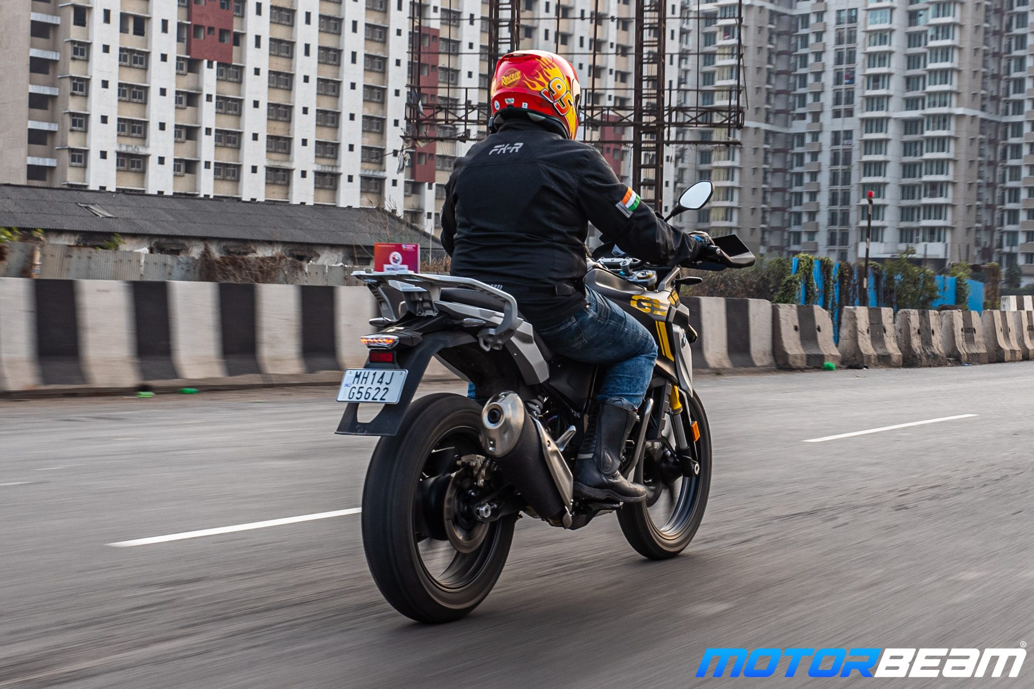 2021 BMW G 310 GS Review 48