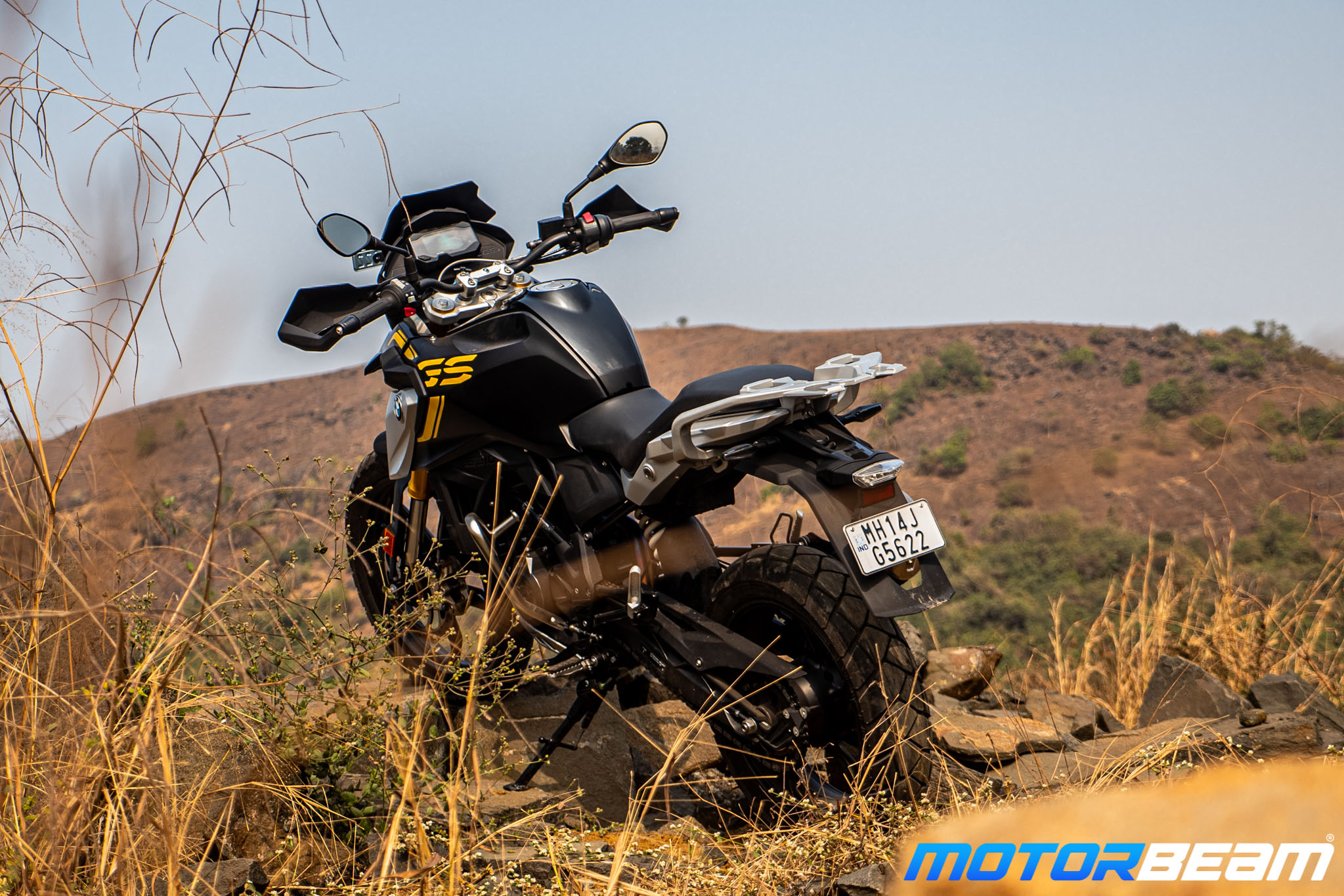 2021 BMW G 310 GS Review 5