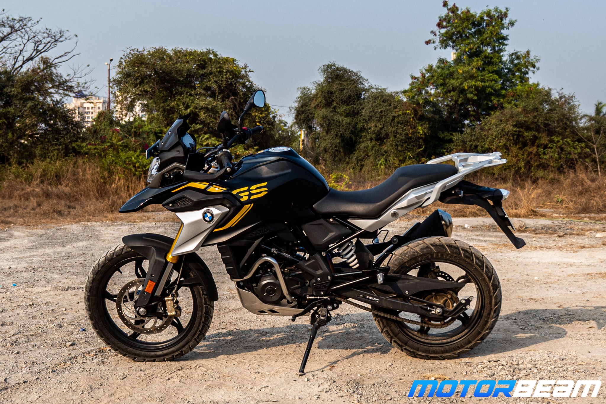 2021 BMW G 310 GS Review 6