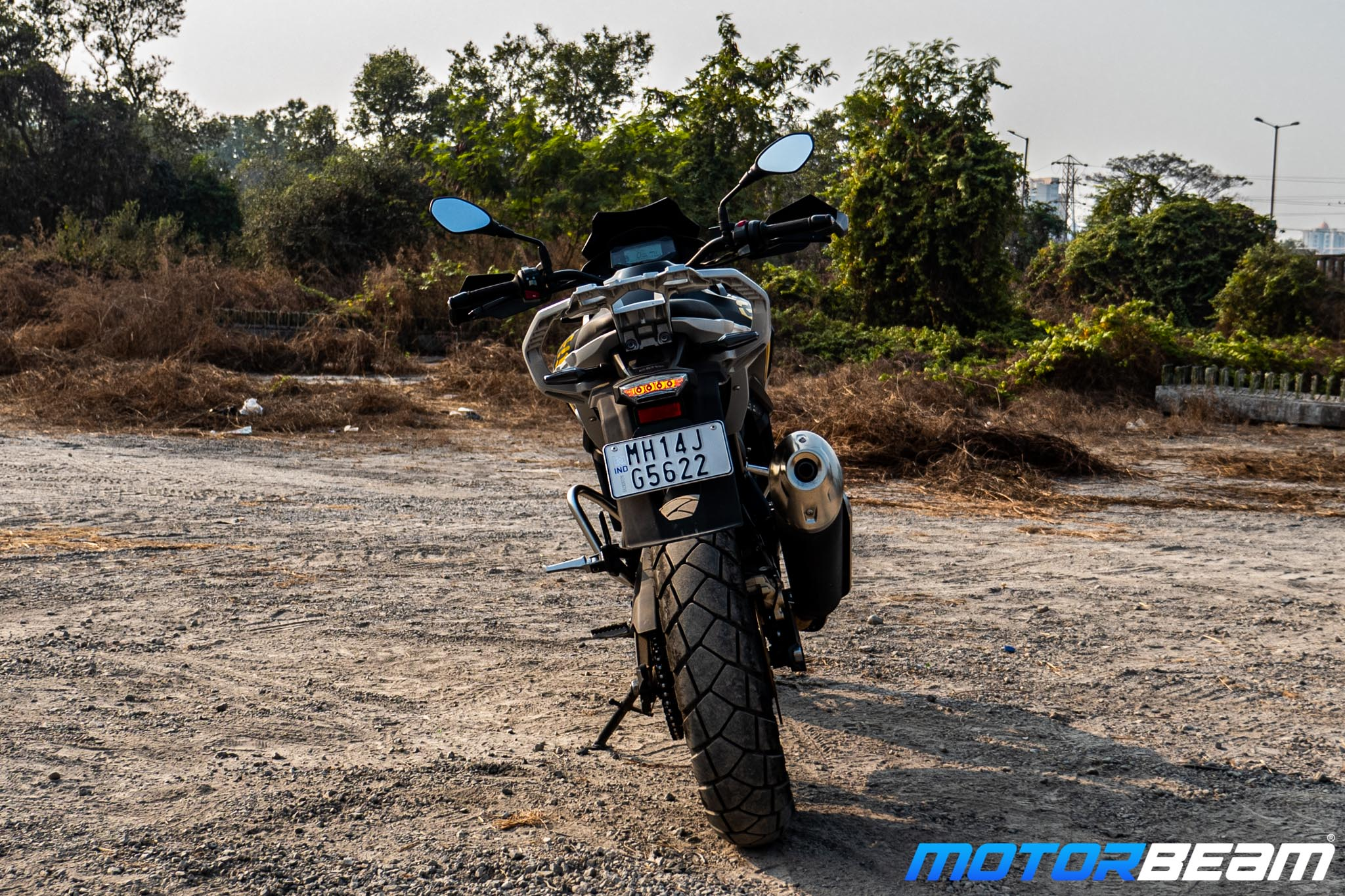 2021 BMW G 310 GS Review 7