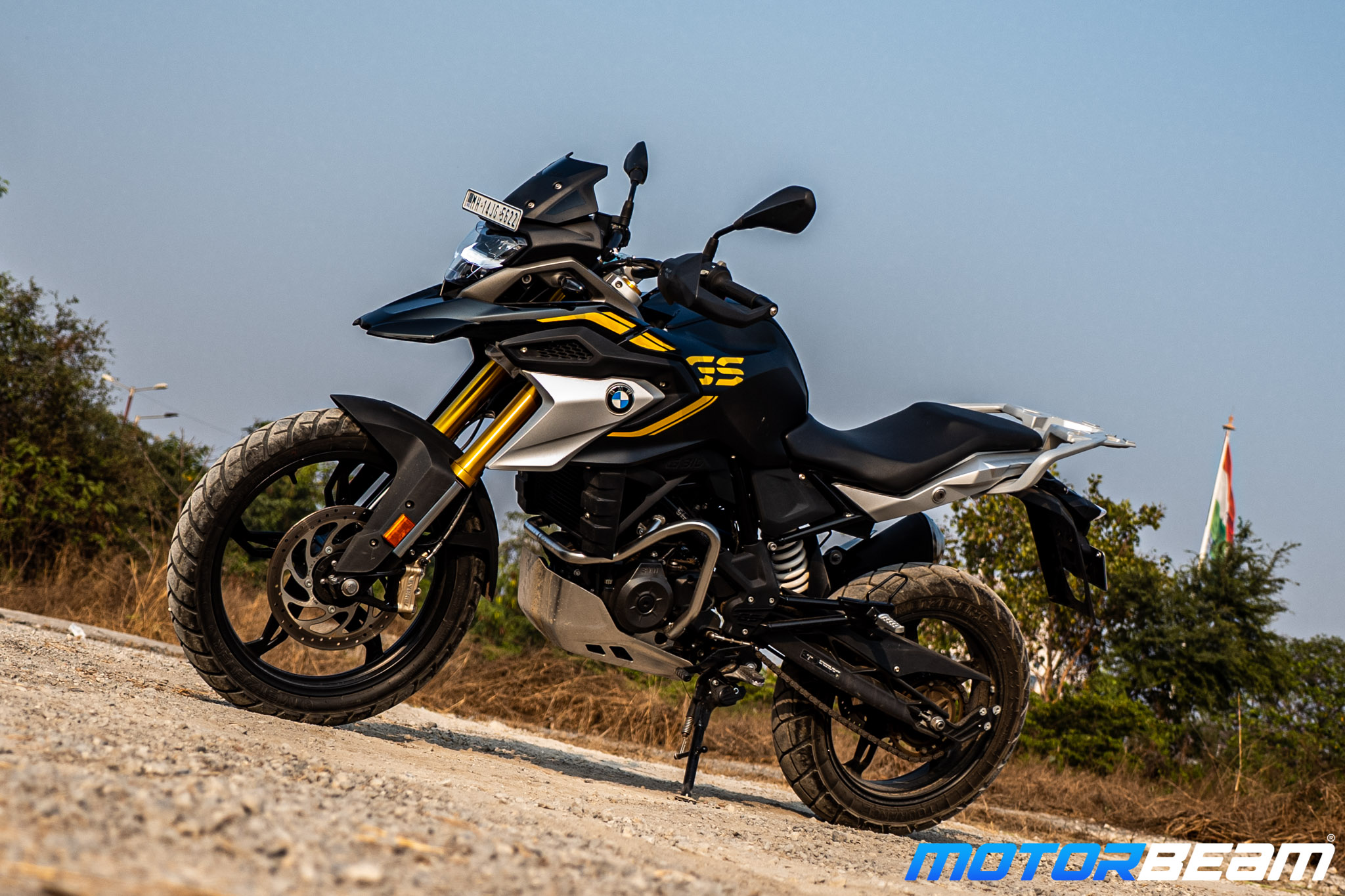 2021 BMW G 310 GS Review 8