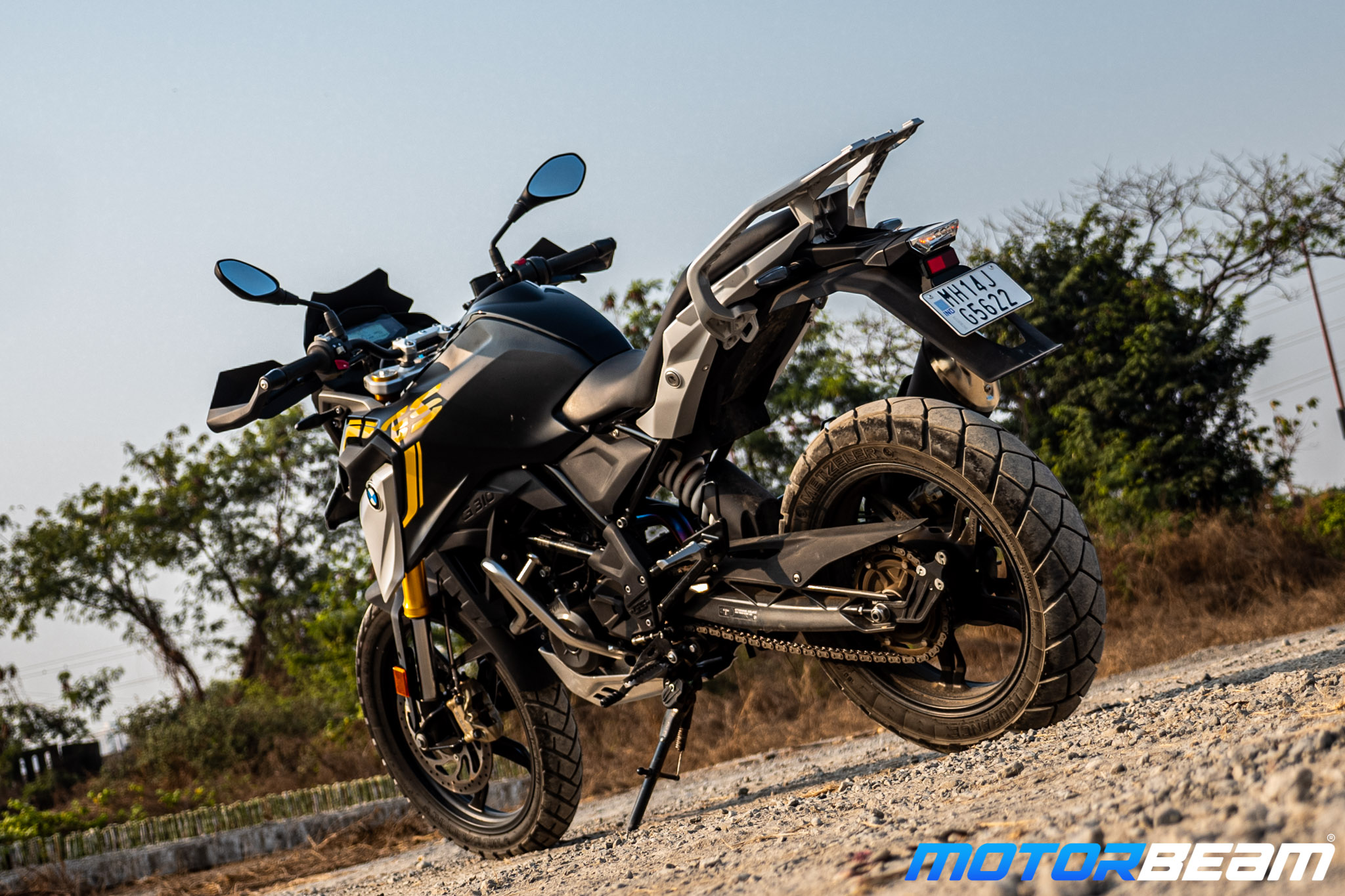 2021 BMW G 310 GS Review 9