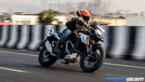 2021 BMW G 310 GS Video Review