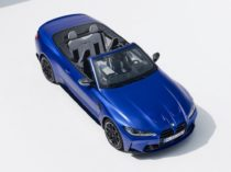 2021 BMW M4 Competition Convertible M xDrive