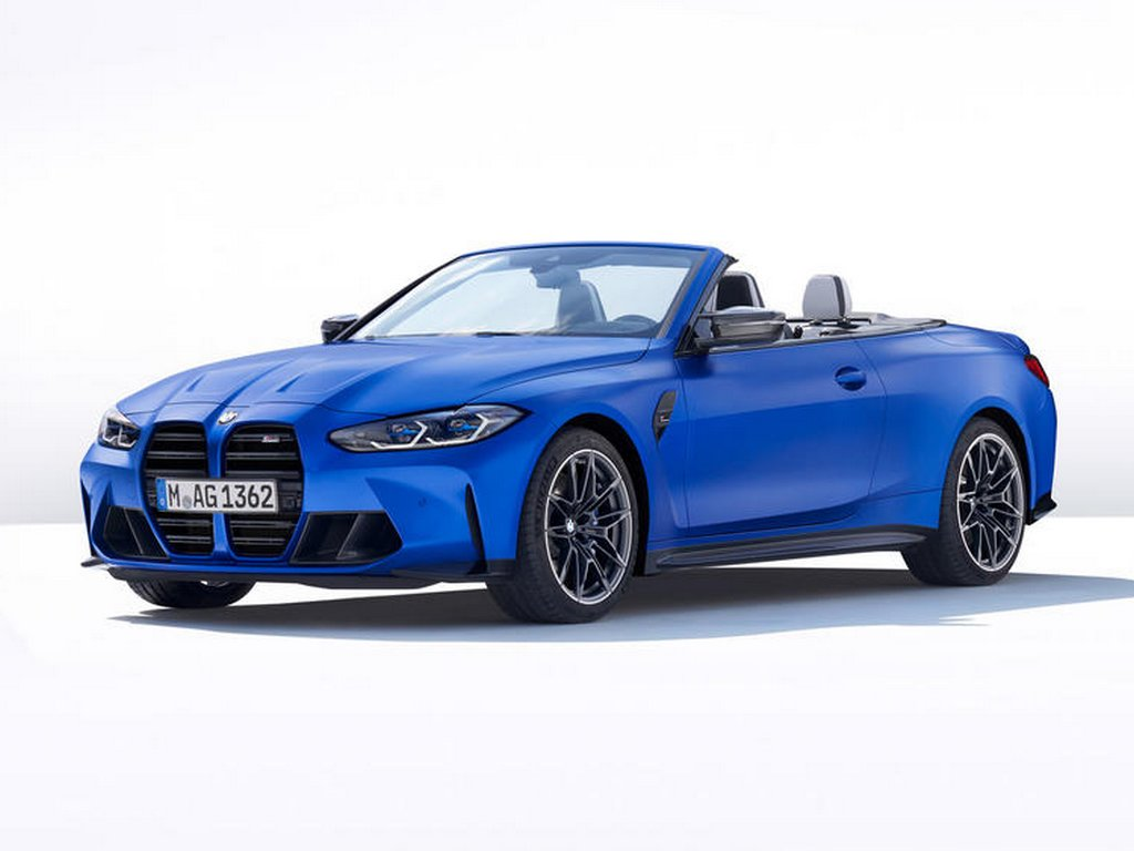 2021 BMW M4 Competition Convertible