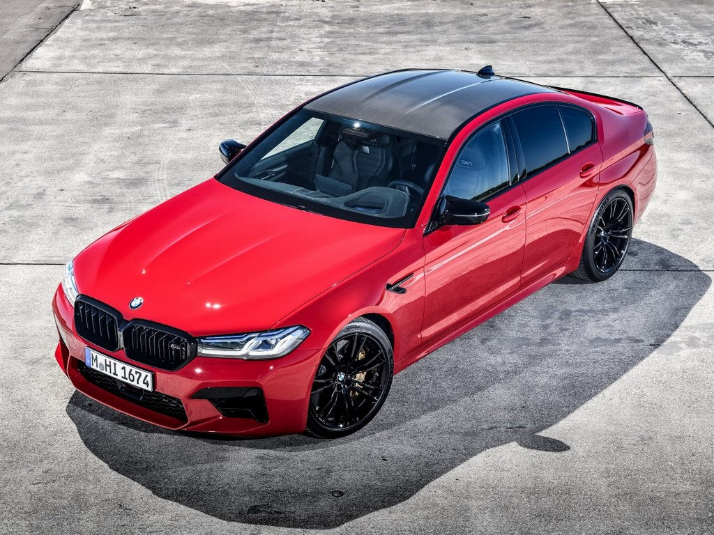 2021 BMW M5 Competition Price