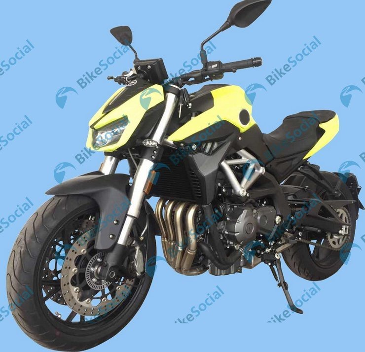 2021 Benelli 600N & Imperiale 530 Leaked In Patents