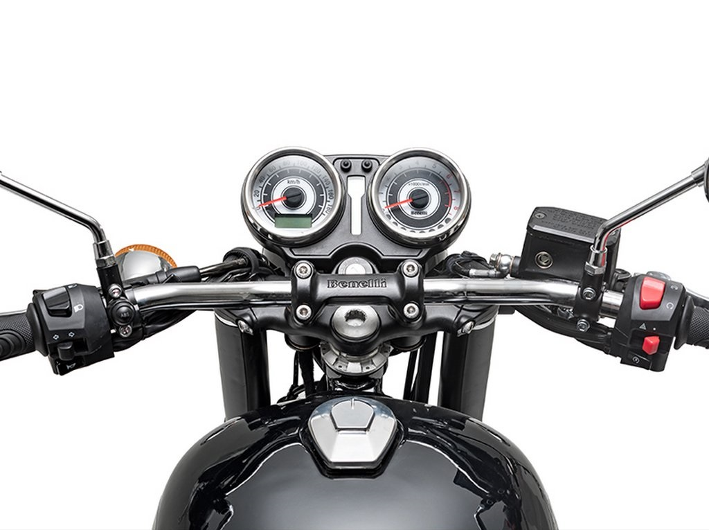 2021 Benelli Imperiale 400 Instrument Cluster