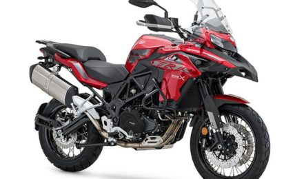 2021 Benelli TRK 502X Red Price