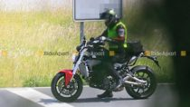 2021 Ducati Monster Spy Shot 3