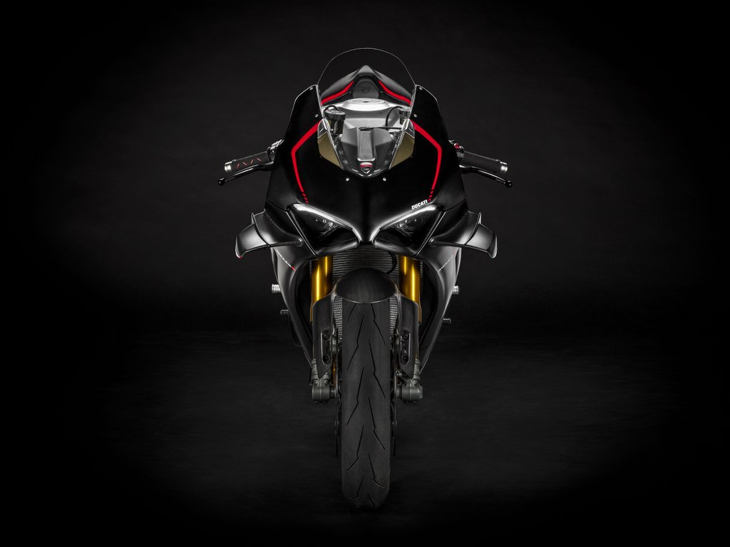 2021 Ducati Panigale V4 SP Front