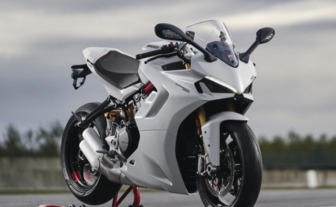 2021 Ducati SuperSport 950 S Front
