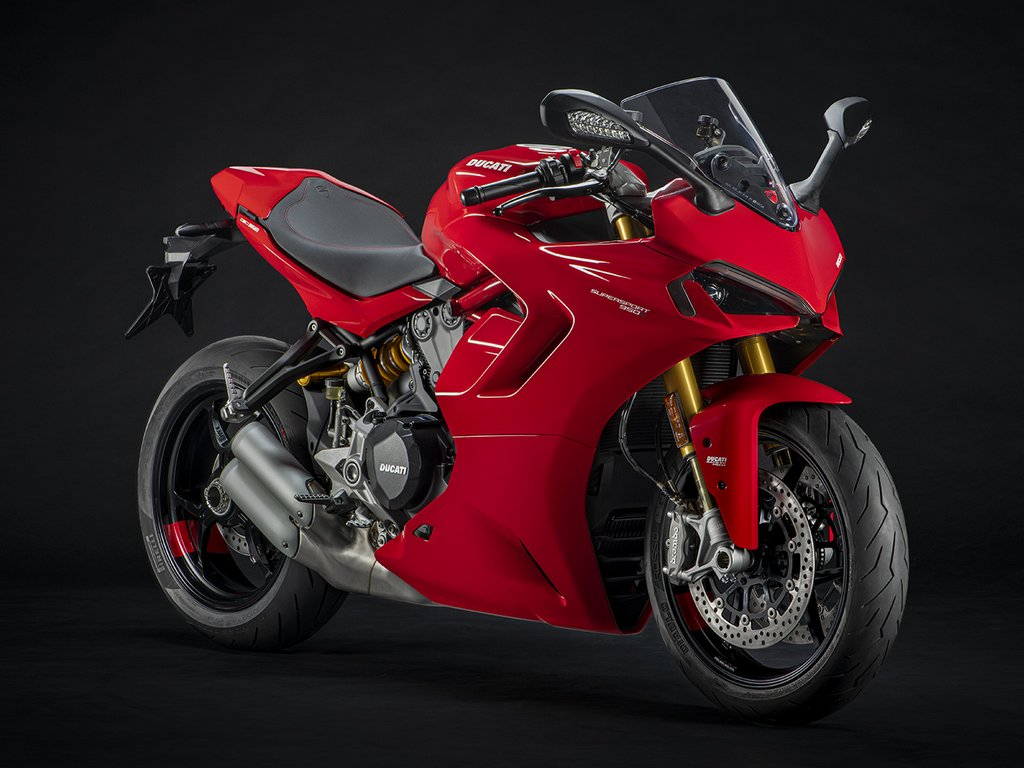 Ducati SuperSport 950 and Panigale V4 SP revealed