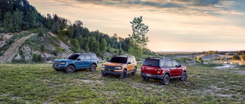 2021 Ford Bronco Sport Features