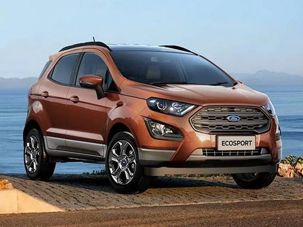 2021 Ford EcoSport S Variant