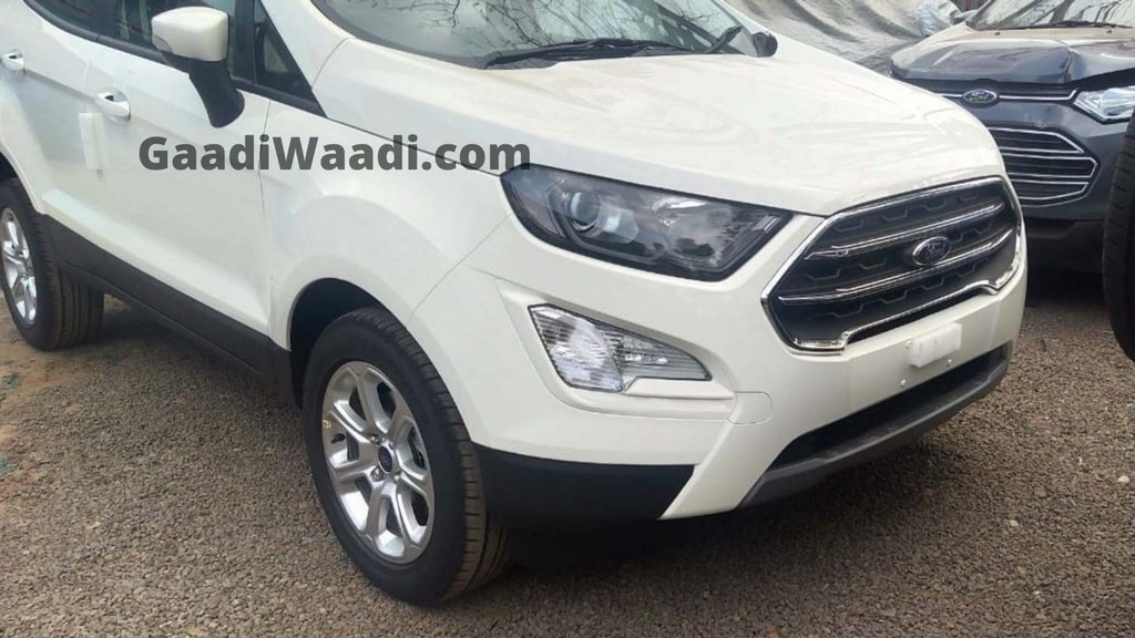 2021 Ford EcoSport Special Edition Front