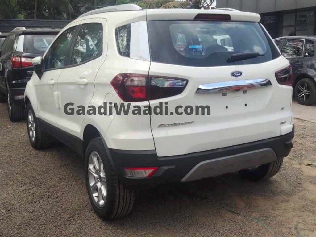 2021 Ford EcoSport Special Edition