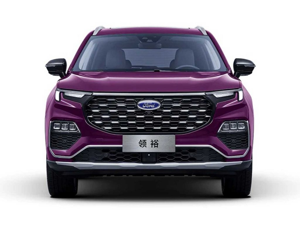 2021 Ford Equator Front
